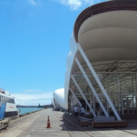 My thoughts |   the Waka – Queens Wharf --