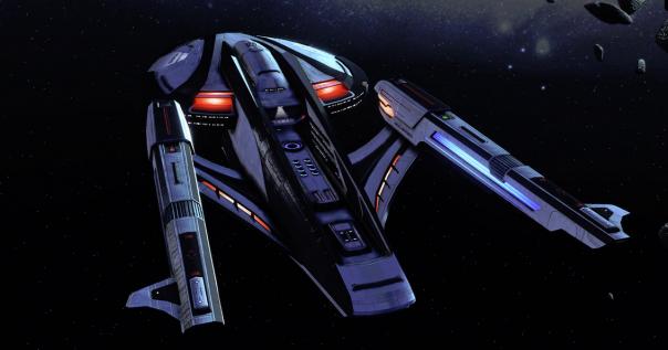 Avenger class starship-sto