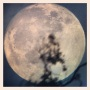 SLIDESHOW |a instagramed Moon Luna – two twelfths 2014