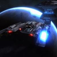 STAR TREK ONLINE | the Armitage class- heavy tactical escort carrier