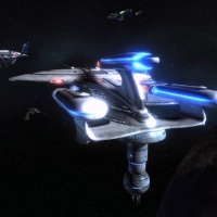 STAR TREK ONLINE | revisiting the Galaxy Dreadnought class…
