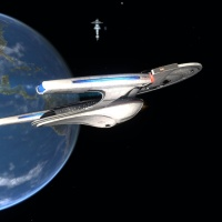STAR TREK ONLINE | a revisitment of a tier six intel Guardian Class starship…?