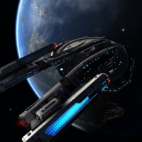 STAR TREK ONLINE | the Alita Class… revisting the tier six Alita… !