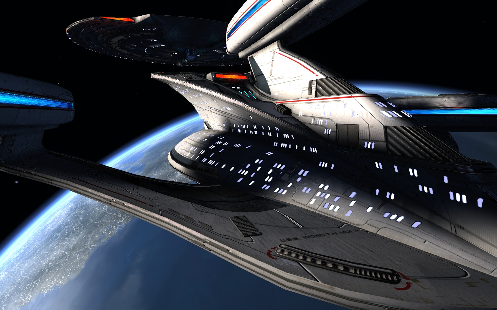 Uss Vengeance Wallpaper STAR TREK ONLINE | the...