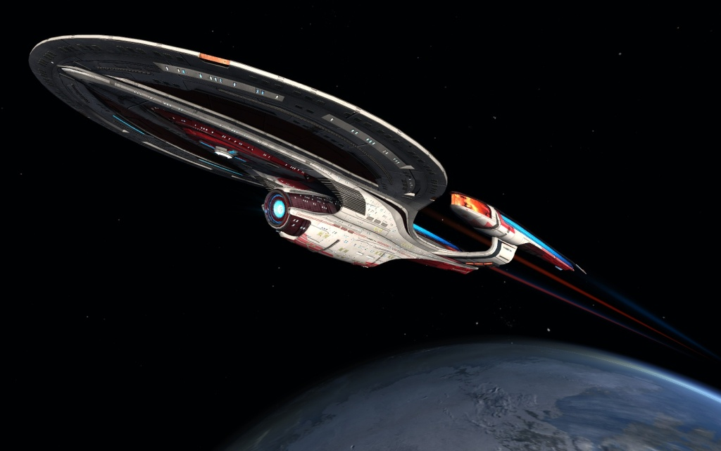 Star Trek online - | Operations Star Cruiser- the Sojourner class