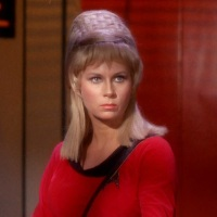 STAR TREK- AFTER BEYOND | Finding Lieutenant Janice Rand……..