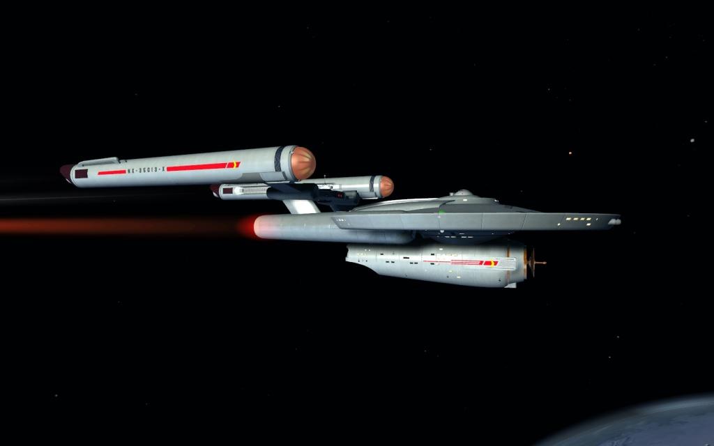 STAR TREK ONLINE - The Ranger Class