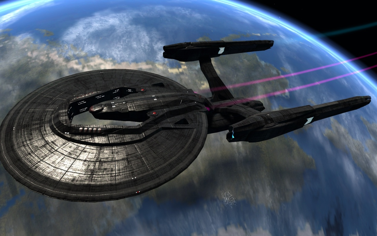 STAR TREK ONLINE | The Tier six Kelvin Intel Dreadnought Cruiser- Vengeance Class