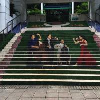 香港 #AlreadyTomorowInHongKong – Adventuring without a blue box-TARDIS   There's park around the corner- Kowloon Park.....