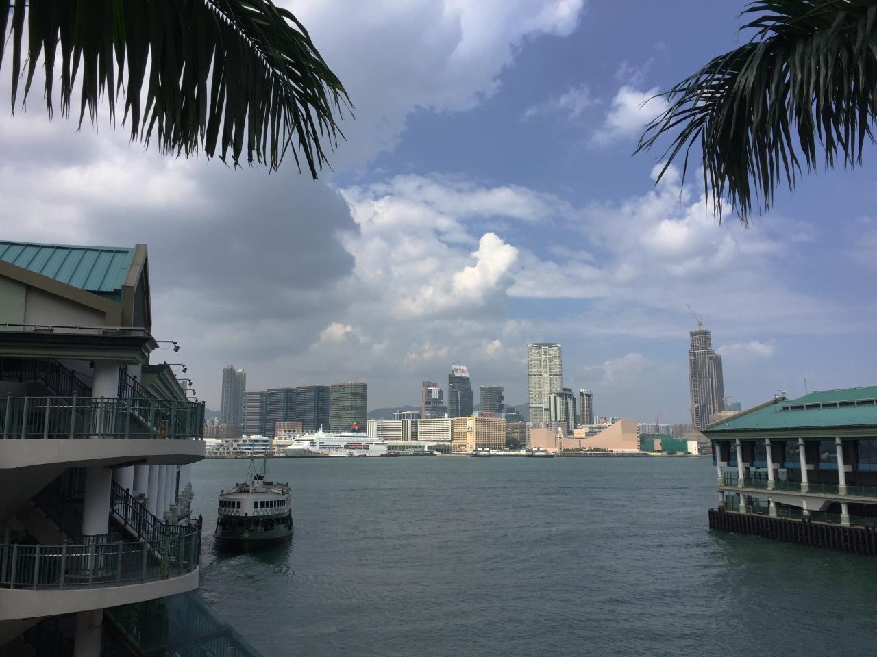 香港 #AlreadyTomorowInHongKong – Adventuring without a blue box-TARDIS| The Star Ferry- Photographer @KevinJamesNg