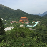 香港 #AlreadyTomorrowInHongKong- Adventuring without #TARDIS | #HongKong - Lantau Island- The Ming Dynasty inspired- Po Lin Monastery….