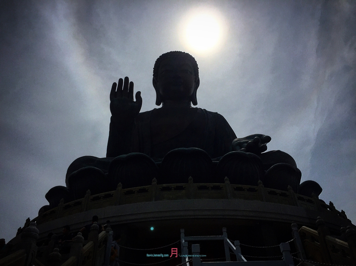 香港 #AlreadyTomorrowInHongKong- Adventuring without #TARDIS | #HongKong- Lantau Island-The big Buddha