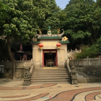 香港 #AlreadyTomorrowInHongKong- Adventuring without #TARDIS | #MACAU- The 15th century built A-Ma Temple the very temple that Gave Macau its name.. !