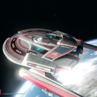 #STARTREKONLINE | Escalation- The new Tier six Reliant class StarShip – Advanced Light Cruiser- Miranda's twin sisters.....