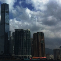 香港 #AlreadyTomorrowInHongKong – Adventuring without a #TARDIS | Tsim Sha Tsui - West Kowloon – Daylight, Sunset to- Evening - A Gallery-