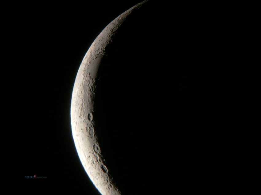 Mare Crisium among it you can see the outline of the moon in show the surface layering of the along the edge..