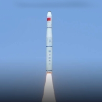 #CNSA China National Space Administration #國家航天局  | #BeltAndRoadinitiative  launches #LongMarch11 Carrier Rocket launching five #Zhuhai1 satellites in to Orbit..