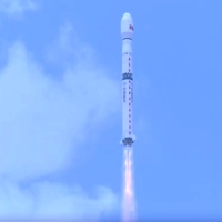 #CNSA China National Space Administration  |#BeltAndRoadinitiative -   #LongMarch4B Carrier Rocket launches the #Gaofen11 high advanced remote sensing satellite for Earth Sciences..