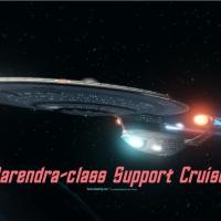 #StarTrekOnline #NarendraClass | #Support Cruiser – #AmbassadorClass younger sister…