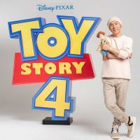 #AlreadyTomorrowInHongKong #DiscoverHongKong #香港 | #海港城 #HarbourCity #HongKong #Disney- your #OurToyStories adventuring bringing #ToyStory4 to real life translating from English to #Chinese #Cantonese  with reprising Hong Kong #TVB Actress and Actors voice overs...
