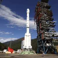 #CNSA #ChinaNationalSpaceAdministration #国家航天局 | #BeltAndRoadinitiative | The prelude  of Launching the international Iconic #LongMarch3B #ChangZheng3B deploying the #CarrierRocket deploying the world's leading next generation advance series of #BeiDou #NavigationSatellite #CommunicationSatellite number forty nine …..