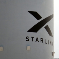 #SpaceX #FalconNineReusable | #FifthLaunch  #Starlink Cluster Next Generation #Telecommunication #Satellites – connecting communications the world networking saying for the fifth time #OfCourseIStillLoveYou  #MsTree #MsChief …..