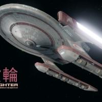 #星際迷航 #StarTrekOnline | #StarTrek #KobayashiMaruFreighter | the Tier four Starship #KobayashiMaru Freighter…. The Icon of the  No Win Situation…..
